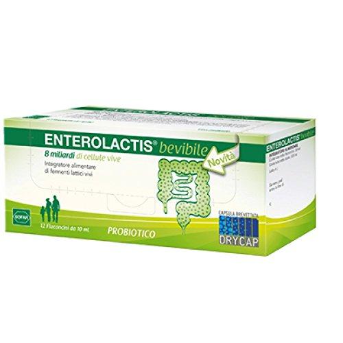 Sofar Enterolactis 12fl 10ml ean 8050762830751