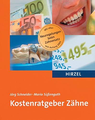 Kostenratgeber Zähne