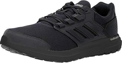 Adidas Galaxy 4 M, Zapatillas de Entrenamiento Hombre, Negro (Core Black), 42 EU
