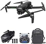 Drone GPS SG906 PRO2, Drone FPV WiFi 5G con telecamera 4K UHD, Gimbal a 3 assi, Motore Brushless, Posizionamento del flusso ottico Quadricottero RC con custodia (3 batteria)
