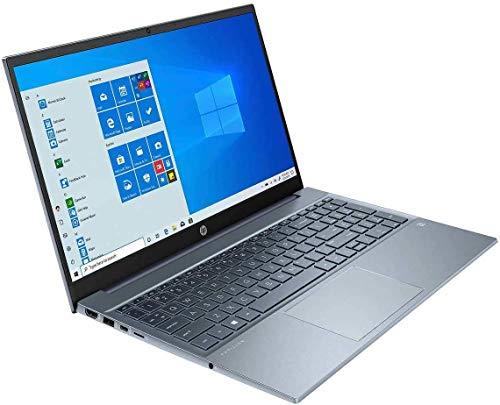 "2020 HP Pavilion 15 Laptop: 11th Gen Core i7-1165G7, 16GB RAM, 512GB SSD, 15.6"" Full HD IPS Touchscreen Display, Backlit Keyboard, Windows 10 (Renewed)"
