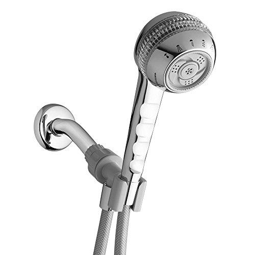 Waterpik SM 653 CG 2.5 GPM Handheld Shower Head, Chrome, SM-653CG