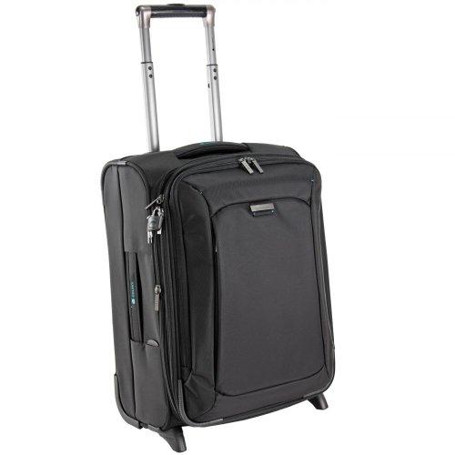 """Delsey 12470000 15.4"""" Trolley case Negro maletines para portátil - Funda (39,1 cm (15.4""""), Trolley case, Negro, Nylon, 3,6 kg, 380 x 285 x 520 mm)"""