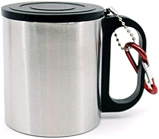 JC Korea DF Double Stainless Steel Climbing Cup