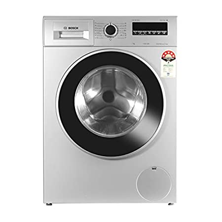 Bosch 7 Kg Fully-Automatic Front Load Washing Machine (WAK24168IN)
