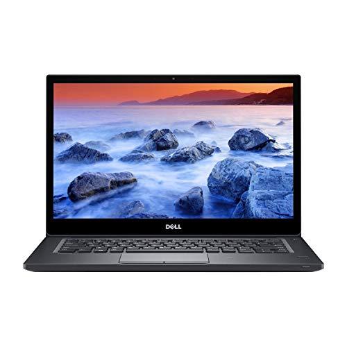 Dell Latitude 7480 14-Inch Laptop - (Black) Intel Core i7-7600U 2.8 GHz, 16GB RAM, 256 GB SSD, Windows 10 Pro (Renewed) (UK Keyboard Layout)