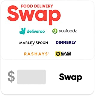 Swap Food Delivery Gift Card - Delivered via email