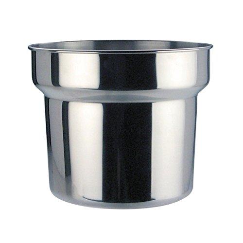 Genware nev-b10288 pan, roestvrij staal, Bain Marie 4.2 L