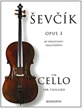 Best sevcik 40 variations cello Reviews