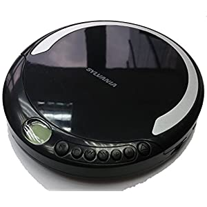 Personal Portable Compact CD Player