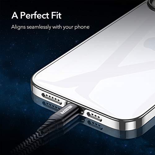 ESRiPhone12用ケースiPhone12Pro用ケース6.1インチメッキバンパー加工tpuカバーソフトシルバー