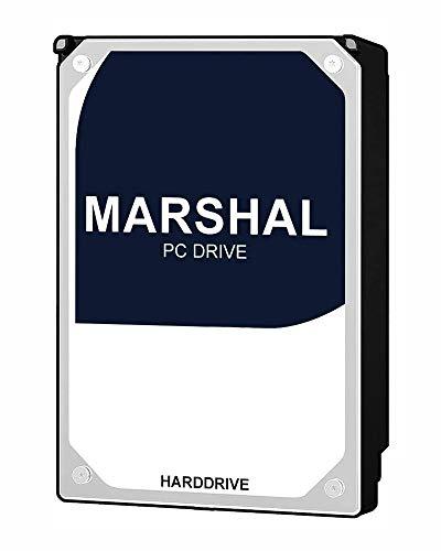 MARSHAL 内蔵ハードディスク 10TB 3.5インチ HDD SATA 6Gbit/s 7200rpm SATA MAL310000SA-T72