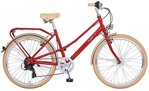 Prophete Unisex– Erwachsene GENIESSER Retro City Bike 26