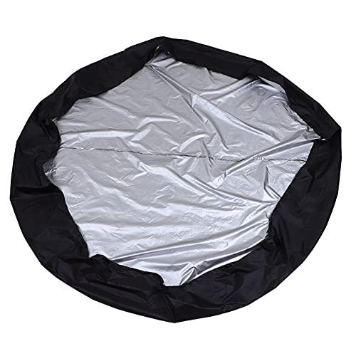 Hemoton Couvercle du Spa Piscine Ronde Housse de Protection en Plein Air Spa Couvre Gonflable Piscine Couverture Protecteur