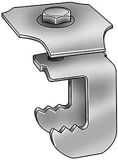 Grating Fasteners, WGG-1B, Grating Clip, G-Clip, 1 1/4 H, PK50
