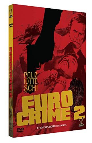 Eurocrime Vol 2 Henry Silva