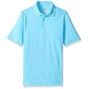 Hanes Men's Short Sleeve X-Temp W/FreshIQ Polo