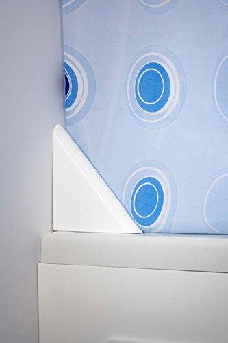 Croydex Clip de cortina (323330)