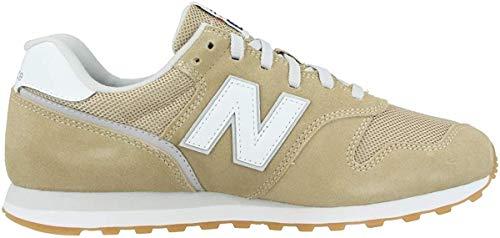 New Balance Herren 373v2 Sneaker, Braun (Tan Dd2), 43 EU