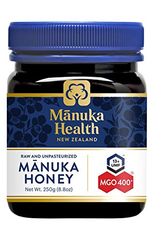 Manuka Health  MGO 400 Manuka Honey 100% Pure New Zealand Honey 88 Ounce