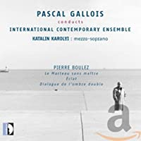 Pascal Gallois Conducts International Contemporary