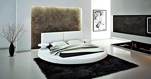 VIG Furniture 11B Modern Round Queen Bed