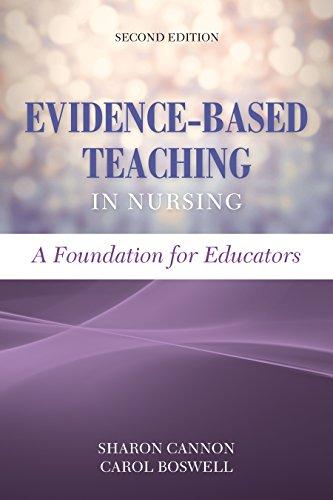 41Kylcaur7L - Evidence-Based Teaching in Nursing: Foundation for Educators