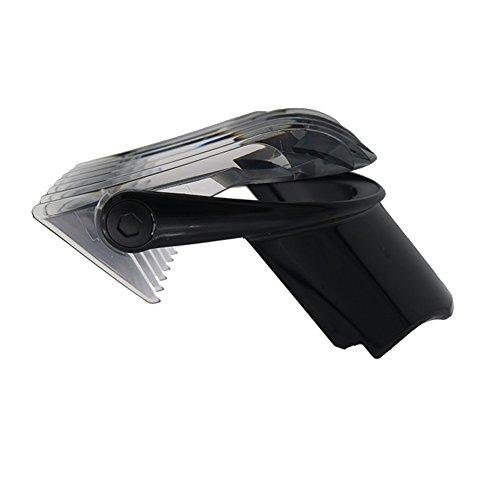 YanBan Kammaufsatz für Philips Haarschneider Aufsatz, Ersatz Kamm, Aufsteckkamm für Barttrimmer Ersatzteil QC5010 QC5050 QC5053 QC5090, Gute Qualität, 3-21MM