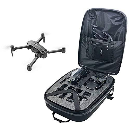 ZHCJH Estuche rígido Impermeable para Mochila, Estuche para Transporte para Hubsan Zino Pro Plus H117s RC Quadcopter Drone para Juguetes de Todas Las Edades