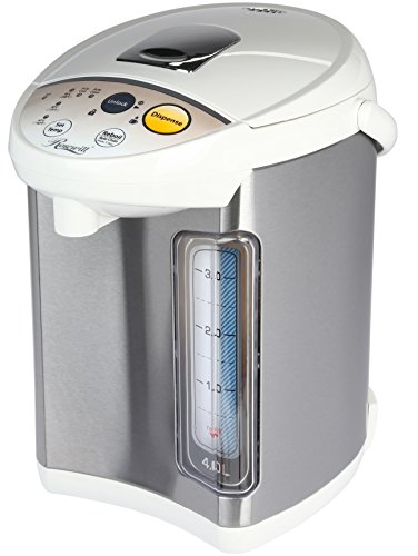 Rosewill Electric Hot Water Boiler and Warmer, Hot Water Dispenser with Night light, Dual Dispense Speed, Stainless Steel,  4.0 Liter (1 Gallon), RHAP-16001