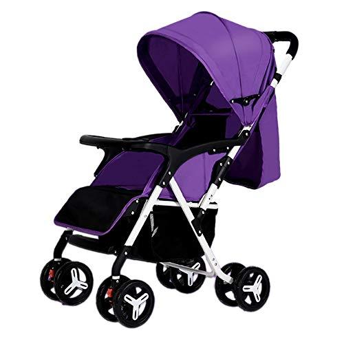 JCOCO Baby poussette, chariot bébé, ultra-léger bébé Buggy fold Suspension nouveau-né trolley