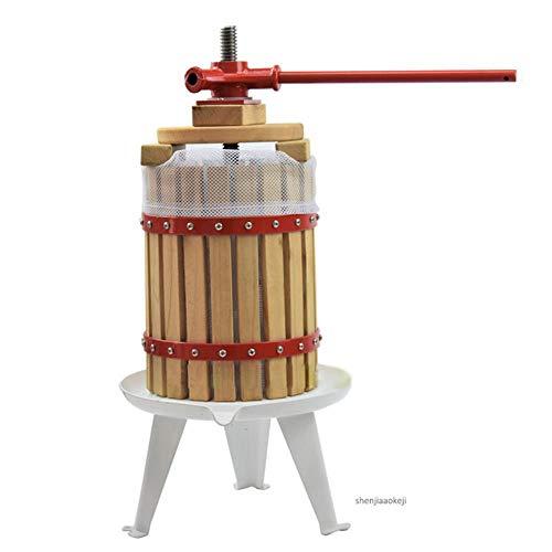 YGGY Manuelle Presse saft Maschine DIY traubenwinzer saft restentrennung Hause apfelpresse saftpresse für Honig/Obst/gemüse