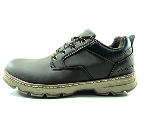 Jhayber Chanelo Brown ZA52331, Zapatillas Deportivas para Hombre (45)