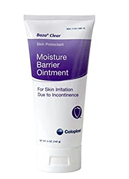 Sween Baza Clear Moisture Barrier Ointment 5oz  4 Pack
