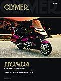 Honda GL1500 Gold...image