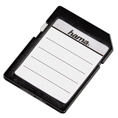 hama Speicherkarten-Etiketten