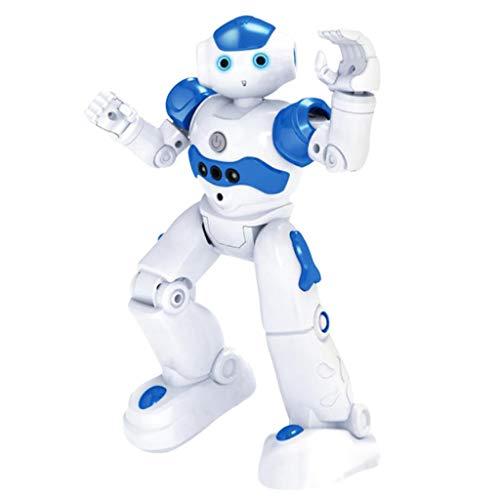 Roboter Spielzeug Kinder Intelligente Programmierba Fernbedienung kann Musik tanzen und frühkindliche Lernmaschine Jungen Spielzeug Sprechen Weihnachten Geschenk