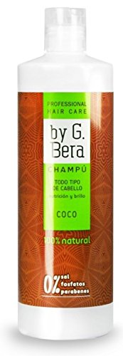 Champú Coco 100% natural By G. Bera