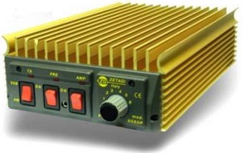 Zetagi B-550P Transistor Endstufe