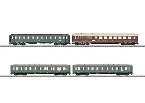 Märklin 43279 H0 4er-Set Personenwagen der DB