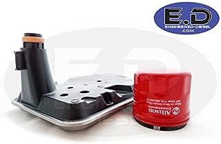 Genuine Allison Filter Kit - Internal Shallow Filter (29537965) AND External Spin On Filter (29539579)
