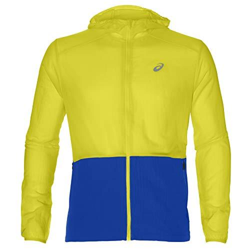 Asics Herren Pack Training Jacke Kapuzenjacke Zip Taschen