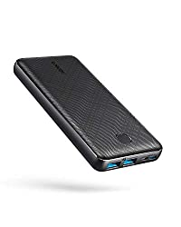 commercial PowerCore Essential 20000mAh Power Bank with Anker Portable Charger, PowerIQ Technology and USB-C … pny battery pack