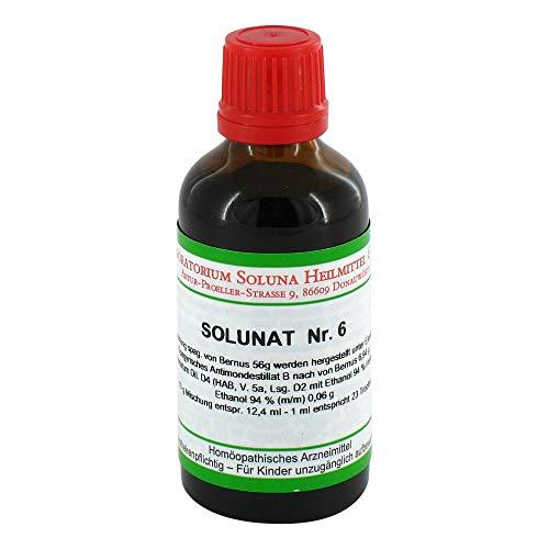 Laboratorium Soluna Solunat Nr. 6, 50 ml Lösung