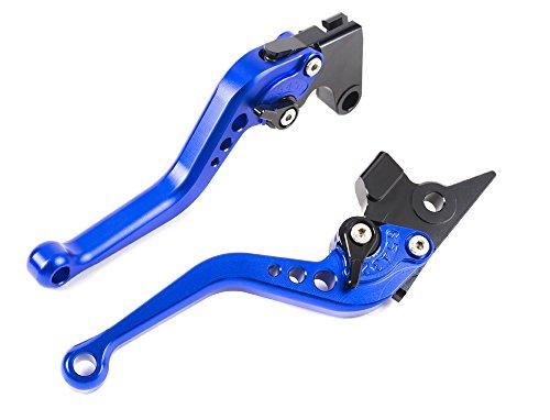 MOTO Frenos y Embrague CNC Corto Palanca Ajustable Aluminio