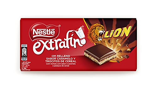 NESTLE EXTRAFINO Tableta LION 164g