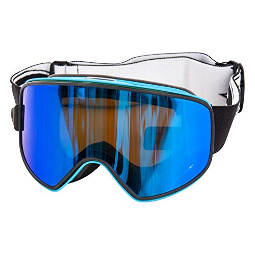 F2 G-Switch 800 Goggle 2020 Unisex SKI & SNOWBOARDBRILLE Blue