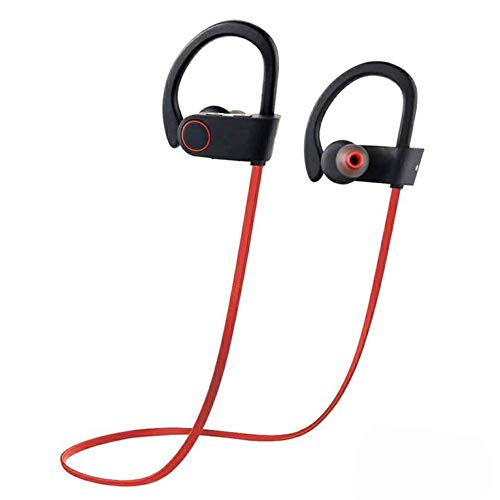 #N/V U8 - Auriculares inalámbricos impermeables inalámbricos para deportes