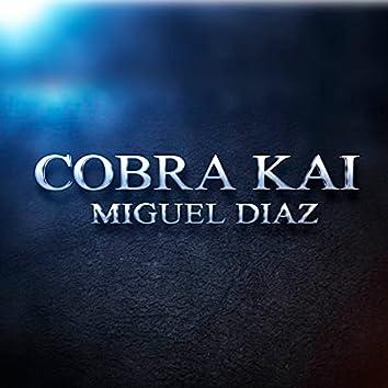 Rap do Cobra Kai: Miguel Diaz
