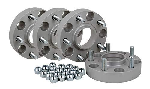günstig 4 Aluminiumschienenverlängerungen.  (30 mm pro Scheibe / 60 mm pro Achse) TÜV-Teilebescheinigung inkl Vergleich im Deutschland